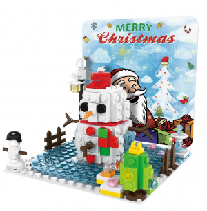 Christmas Set - Snowman