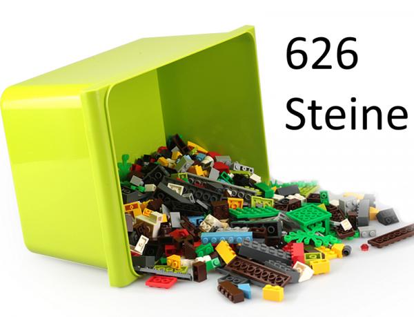 Designer-Kreativ-Box, 626 Steine