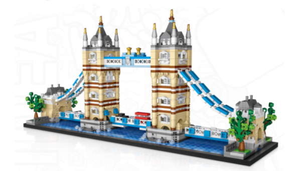 Tower Bridge (mini blocks)