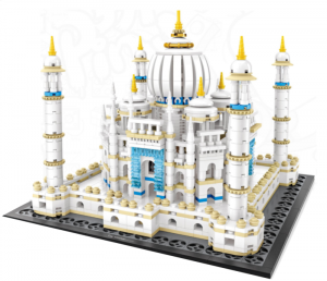Indian Taj Mahal (mini blocks)