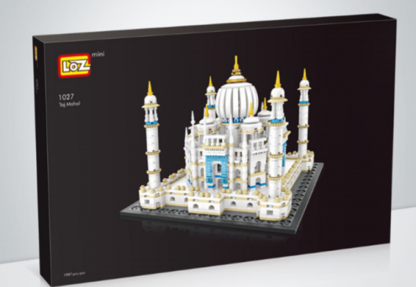 Indisches Taj Mahal (mini blocks)