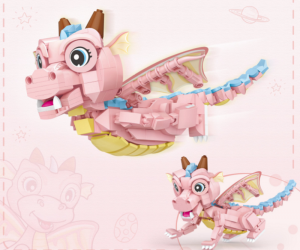 Baby Dragon (mini blocks)
