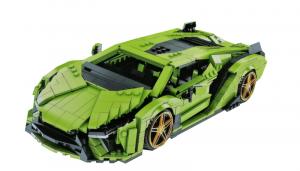 Super Sports Cars light Green