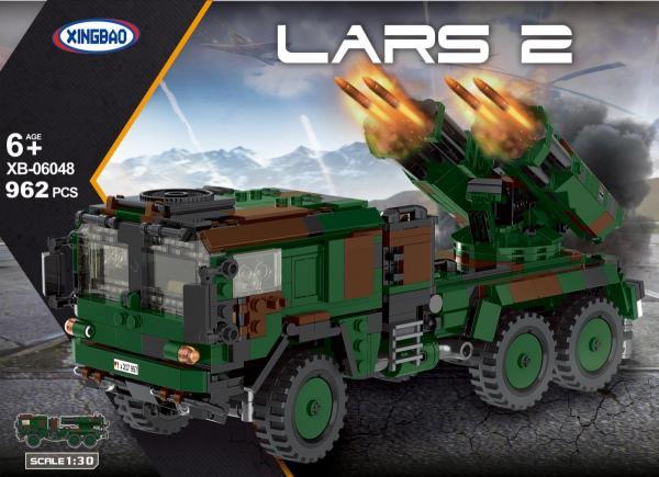 LARS 2, Bundeswehr