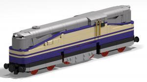 Henschel Wegmann Locomotive