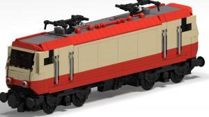 Locomitive BR 120