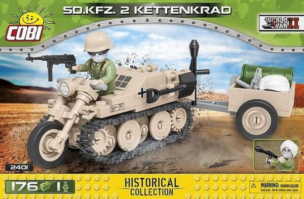 Sd.Kfz.2 Kettenkrad HK-1