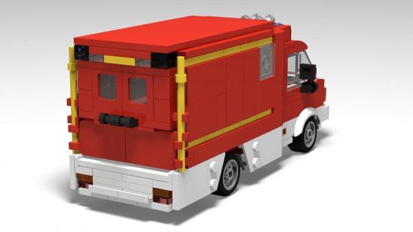 RTW Feuerwehr