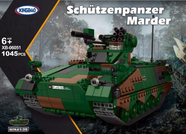 Schützenpanzer Marder, Bundeswehr
