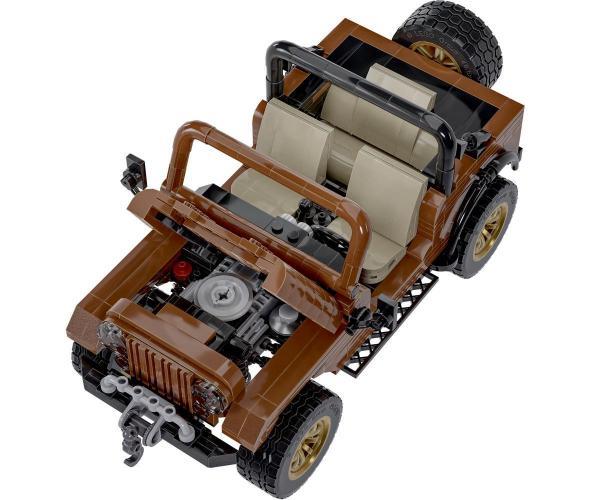 US off-road vehicle