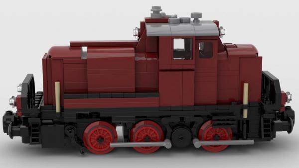 Lokomotive V60