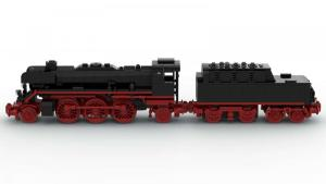 Dampflokomotive BR 23