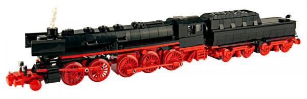 Dampflokomotive BR 52