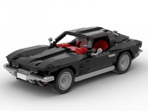1963 US Sportwagen 2in1 Set