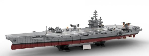 Aircraft Carrier USS Nimitz CVN-68