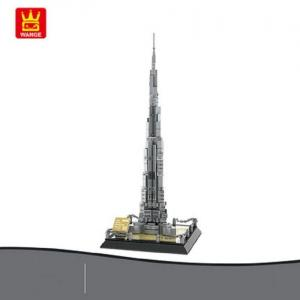 Der Burj-Khalifa-Turm