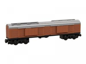 Motorisable freight wagon