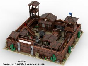 Western Fort Erweiterung