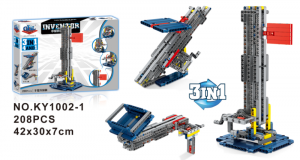 Science inventors technic 3in1 set for lifts