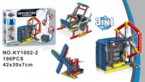 Technic inventor 3in1 set for windmills
