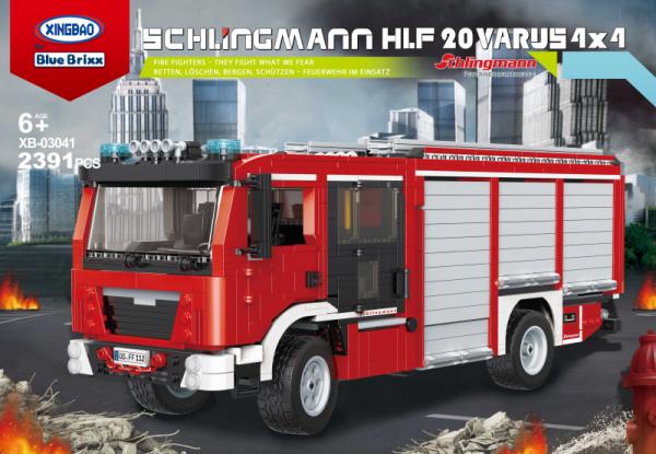 Schlingmann HLF 20 Varus 4x4