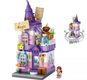 Magisches Haus (mini blocks)