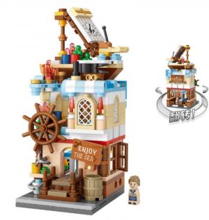Nautical House (mini blocks)