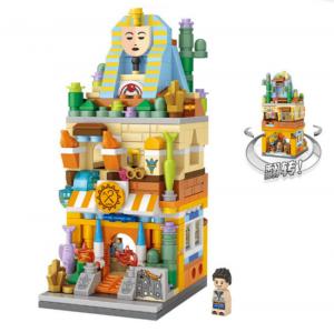 Archäologisches Haus (mini blocks)