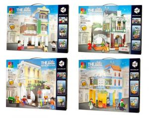 Building Set - 4-piece set