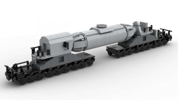 Torpedopfannenwagen