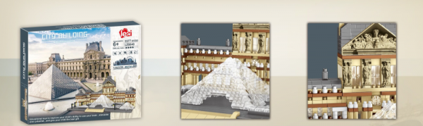 Louvre von Paris