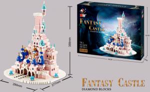 Fantasy Castle (diamond blocks)