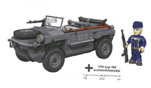 VW Schwimmwagen Type 166
