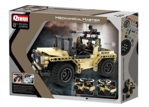 R/C Armed Off-road Vehicle 2in1