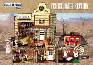 Western Stage Coach Station