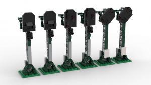 Railway light signals