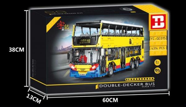 Doppeldecker Bus