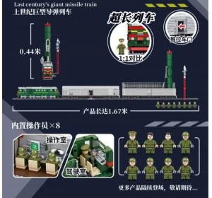 Missile Train