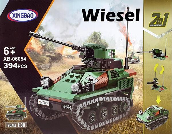 Wiesel 1, Bundeswehr