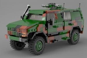 ATF Dingo, Bundeswehr