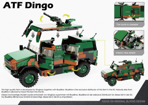 ATF Dingo