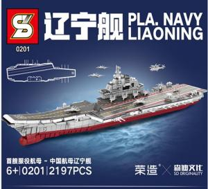 Aircraft Carrier Liaoning