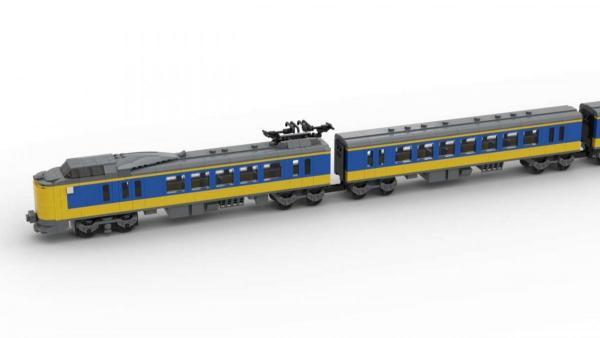 Intercity NL Zug