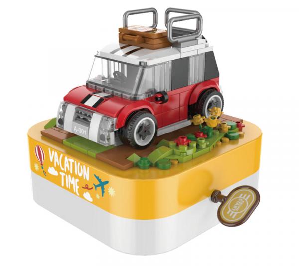 Music Box Car