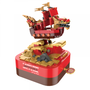Music Box Dragonship