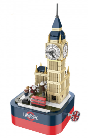 Musikbox Big Ben London