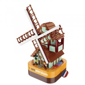 Musikbox Windmühle