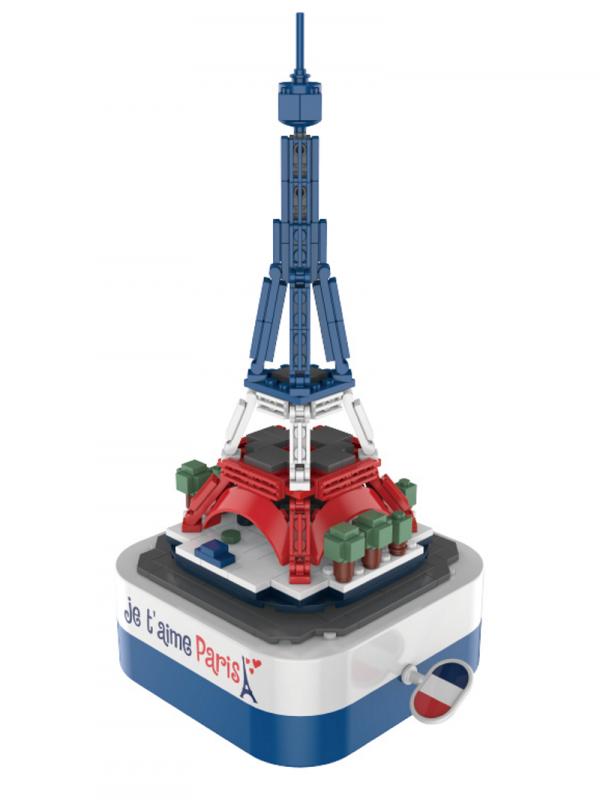 Music Box Eiffel Tower France
