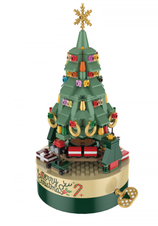 Music Box Christmastree