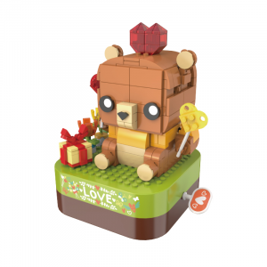 Music Box Bear
